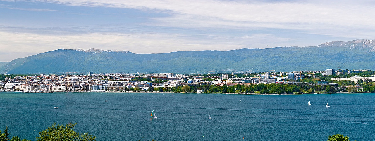 Genfer See © Elke Ilse Krüger
